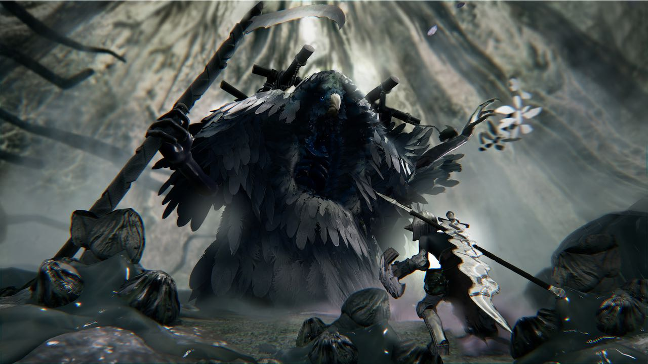 Sinner: Sacrifice For Redemption Key Art