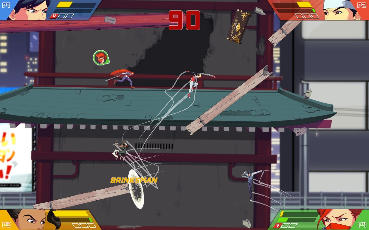 SkyScrappers Review Screenshot 1