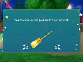 Super Mario Party Gold Oar Screenshot
