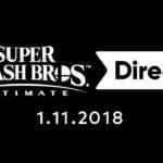 Super Smash Bros. Ultimate Direct Logo