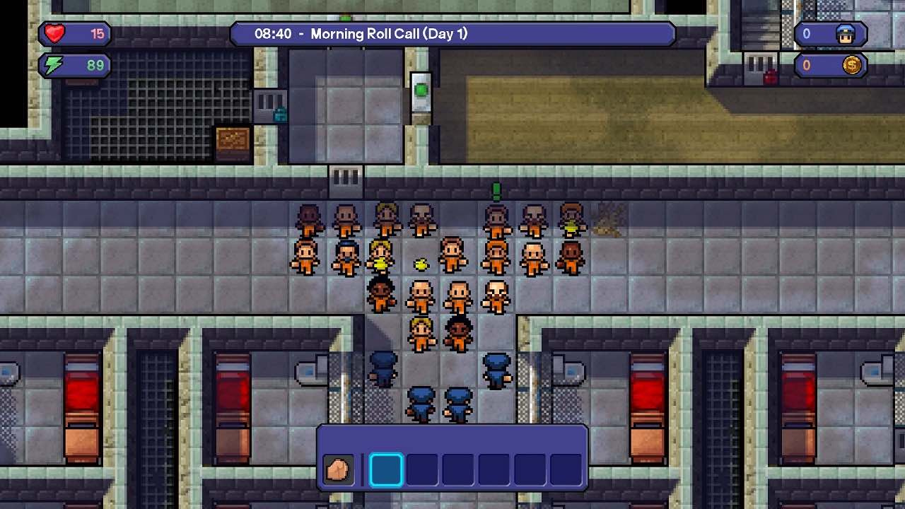 The Escapists: Complete Edition Review Screenshot 1