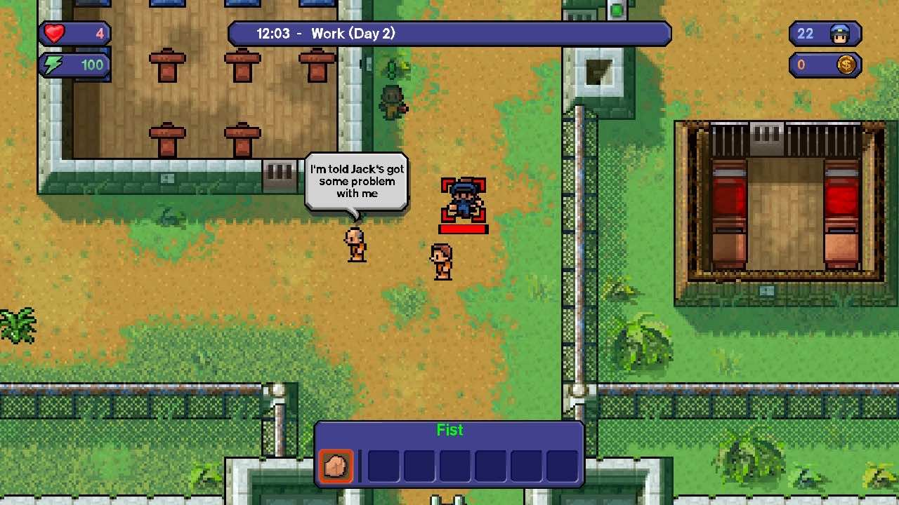 The Escapists: Complete Edition Review Screenshot 2