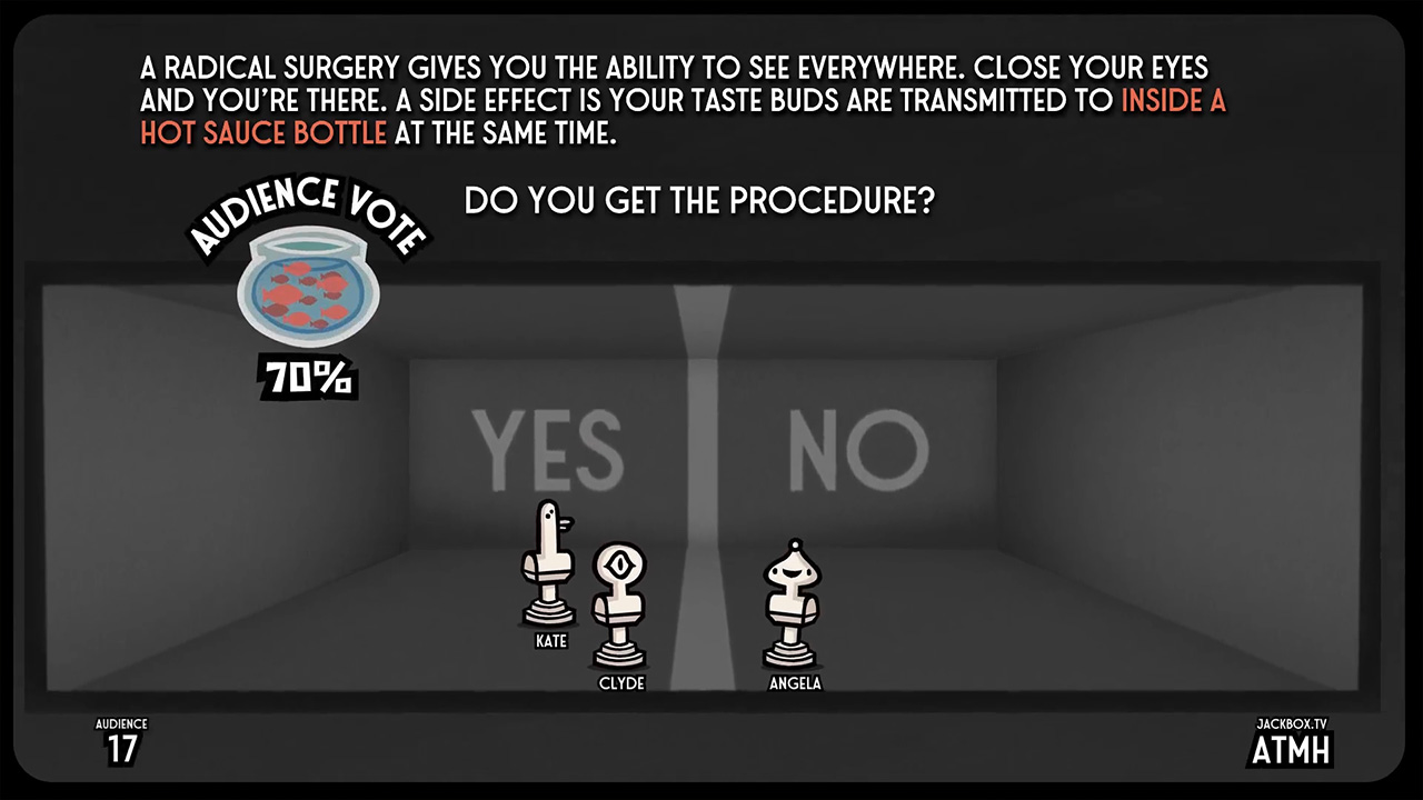 The Jackbox Party Pack 5 Review Screenshot 3
