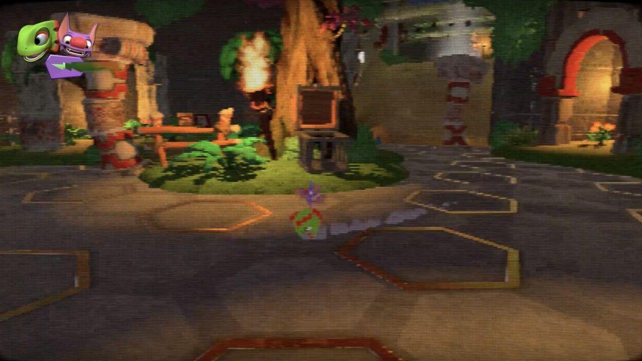 Yooka-Laylee 64-Bit Tonic Screenshot