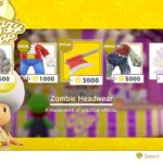 Zombie Outfit Super Mario Odyssey Screenshot