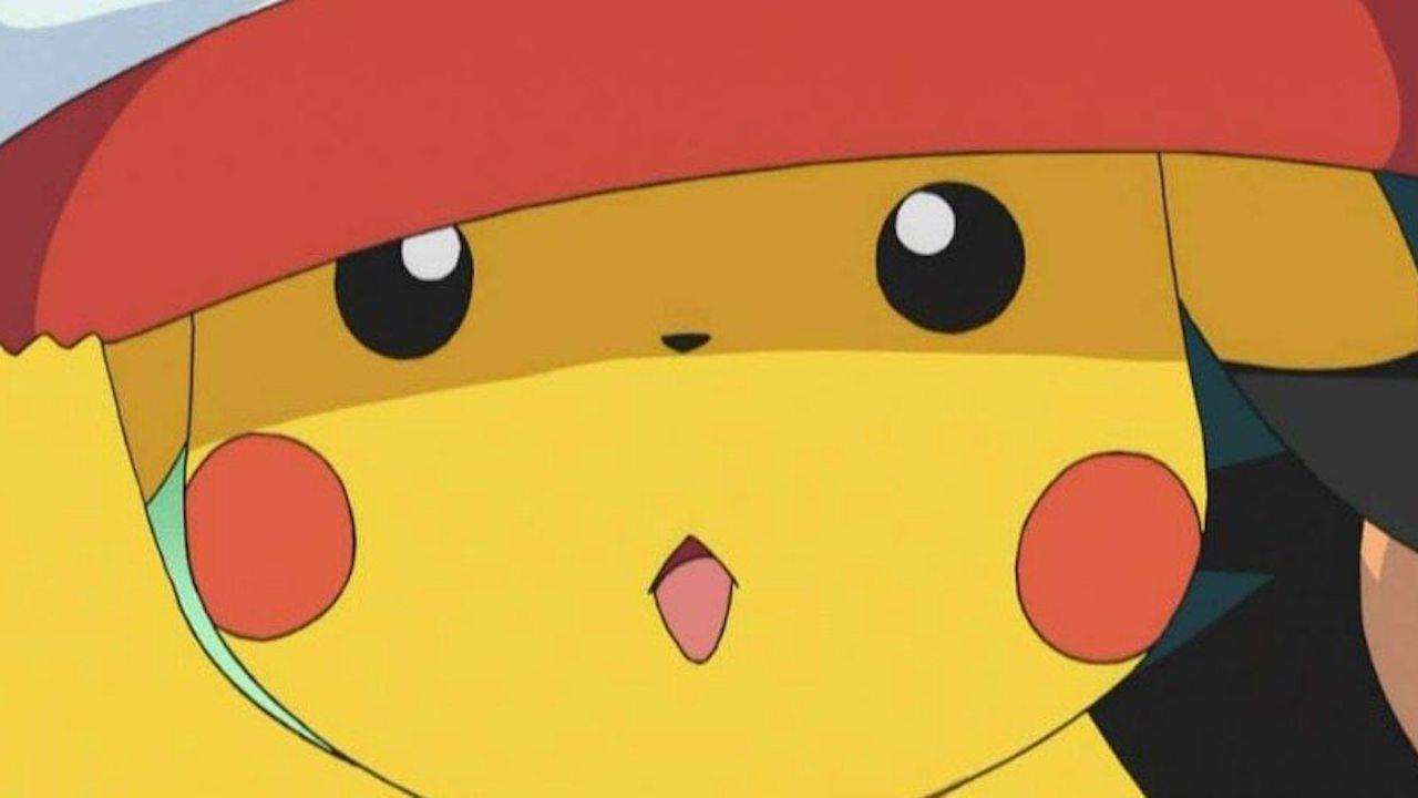Ash Hat Pikachu Screenshot