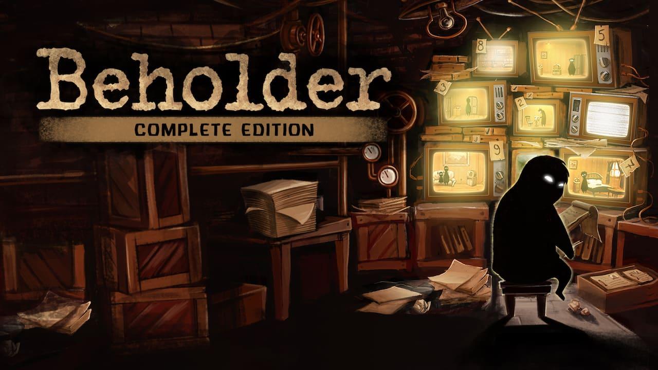 Beholder: Complete Edition Key Art