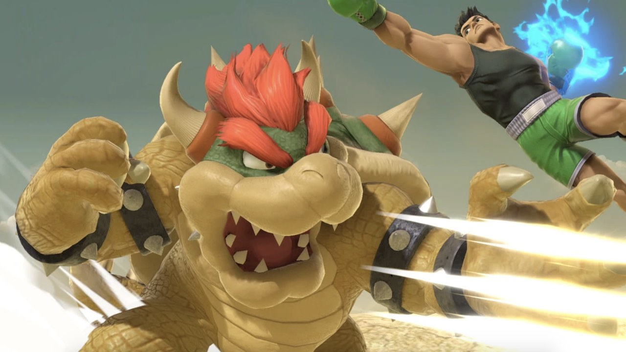 Bowser Super Smash Bros. Ultimate Screenshot