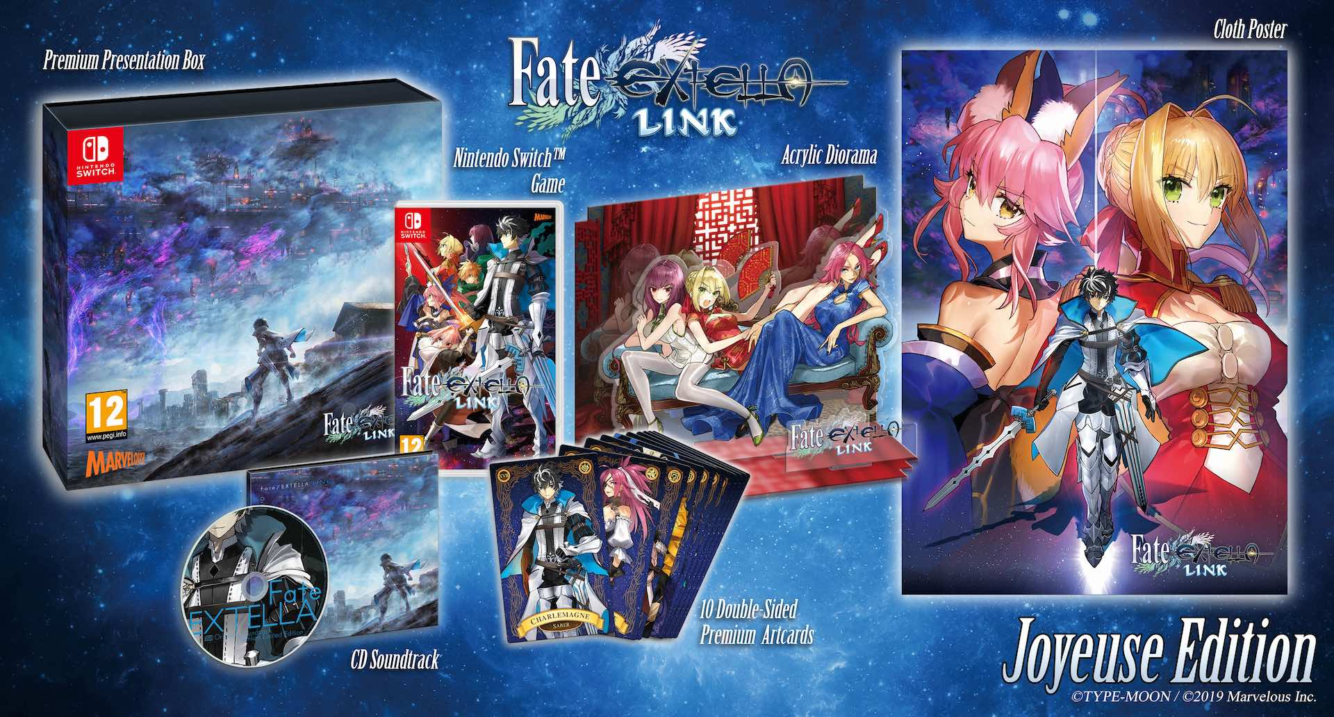Fate/EXTELLA LINK Joyeuse Edition Photo