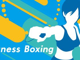 Fitness Boxing Key Art