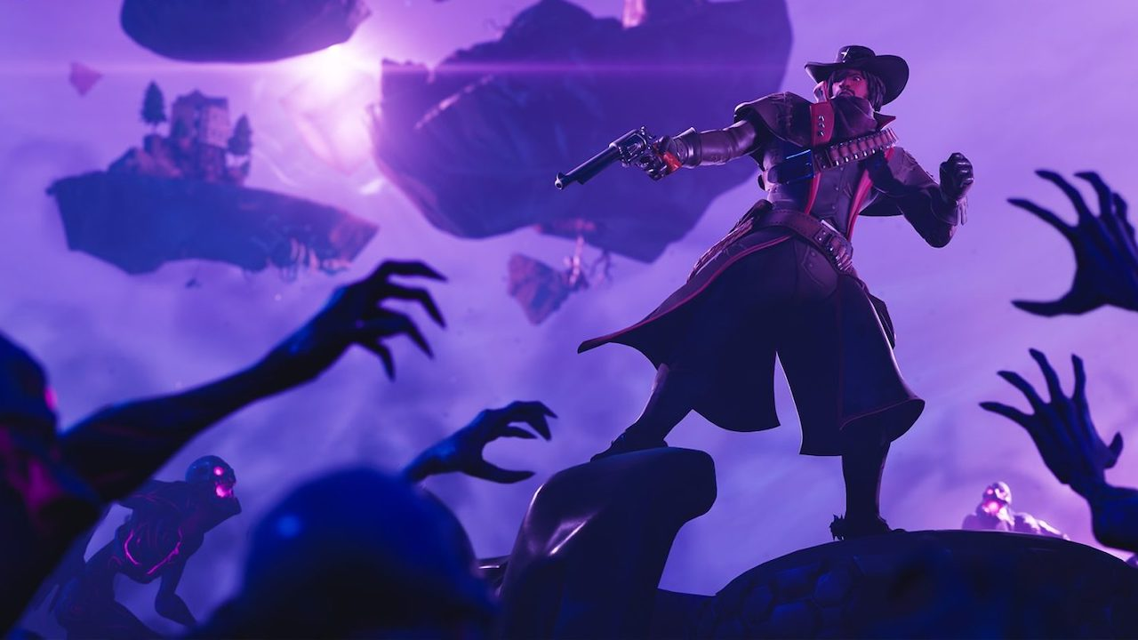Fortnite Fortnitemares Artwork