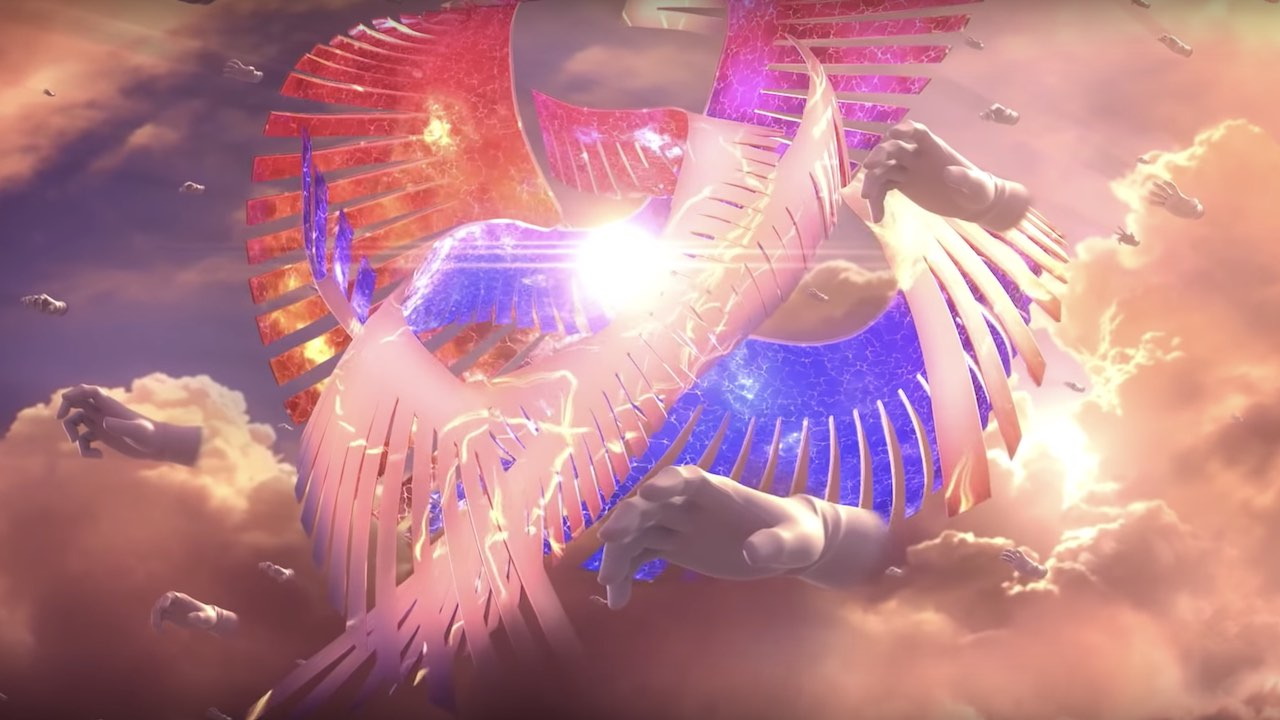 Galeem Super Smash Bros. Ultimate Screenshot