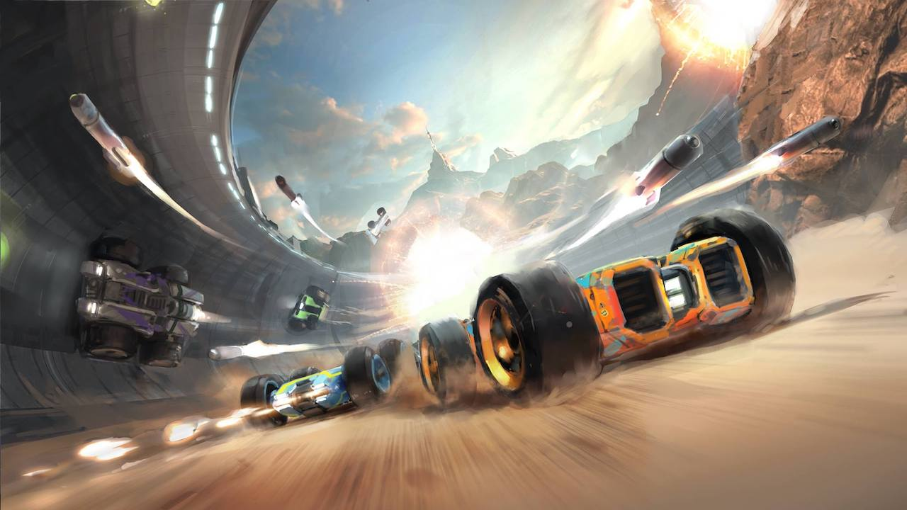 GRIP: Combat Racing Review Header