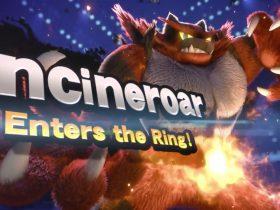 Incineroar Super Smash Bros. Ultimate Screenshot
