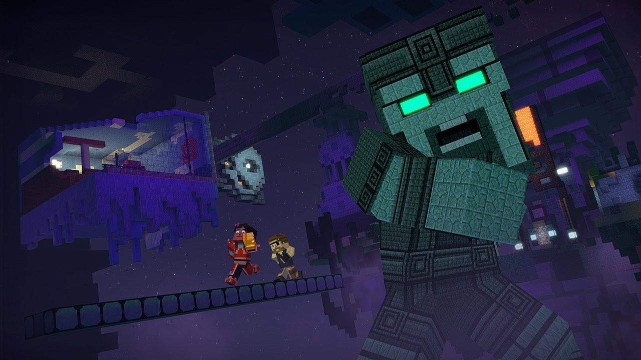 Minecraft: Story Mode - Season Two Screenshot