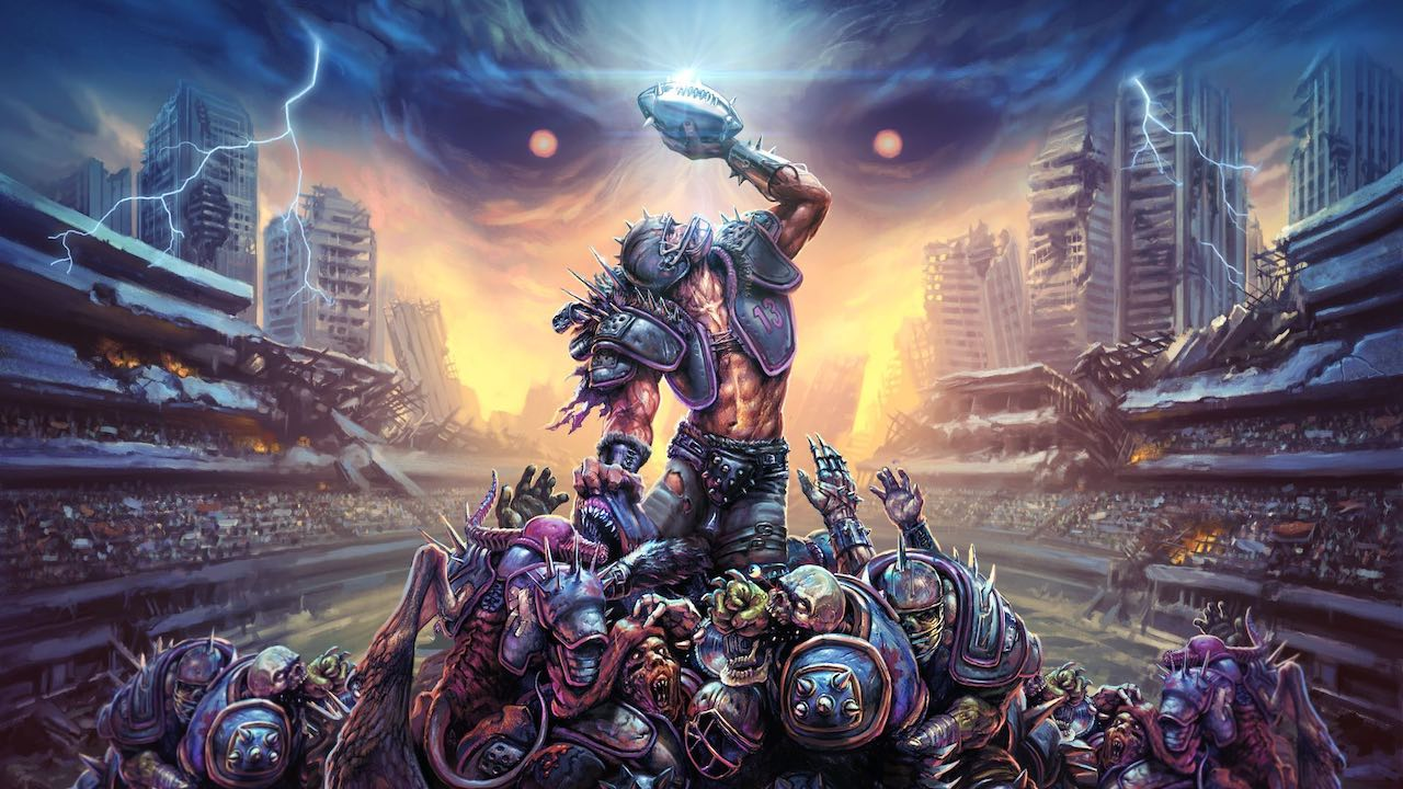 Mutant Football League: Dynasty Edition Review Header
