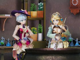 Nelke And The Legendary Alchemists: Ateliers Of The New World Screenshot