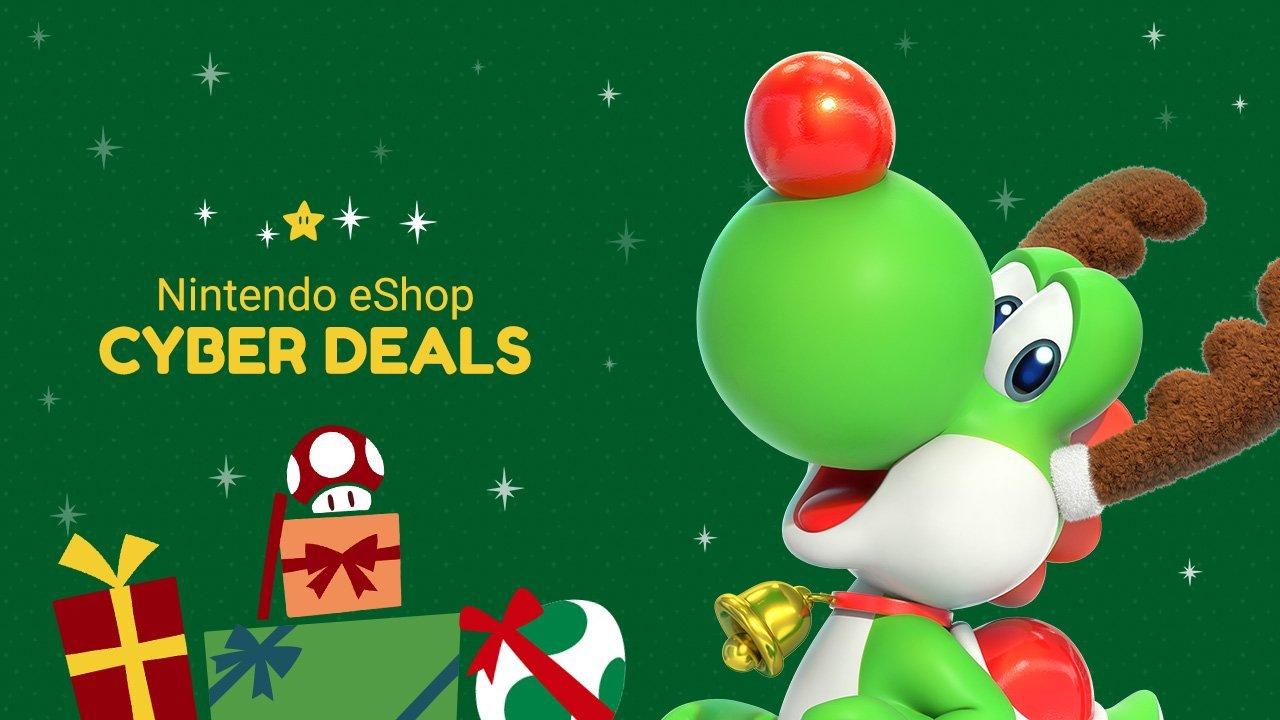 Nintendo eShop Cyber Deals Image