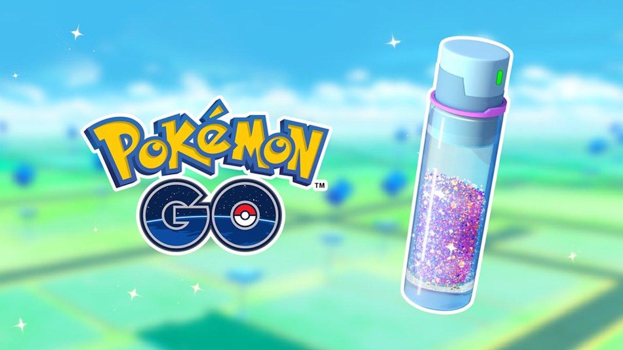 Pokémon GO Stardust Blast Screenshot