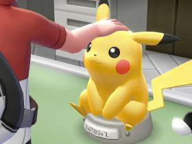 Pokémon Let's Go Pikachu! Review Screenshot 1