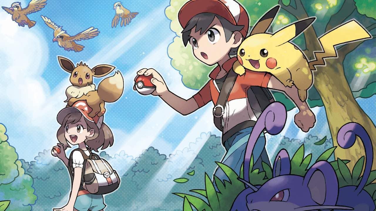 Pokémon Let's Go Review Header