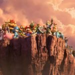 Super Smash Bros. Ultimate Adventure Mode World Of Light Screenshot