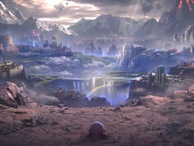 Super Smash Bros. Ultimate World Of Light Screenshot