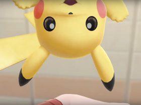 Surprise Pokémon Let's Go Pikachu Screenshot