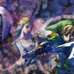 The Legend of Zelda: Skyward Sword Key Art