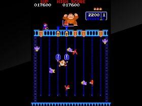 Arcade Archives Donkey Kong Jr. Screenshot 1