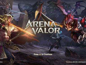 Arena Of Valor Update Screenshot
