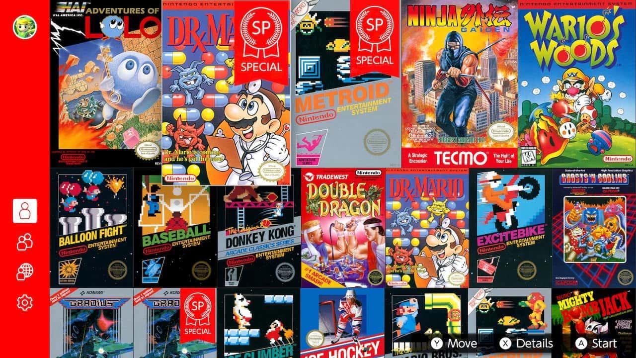 Dr. Mario SP Nintendo Switch Online Screenshot
