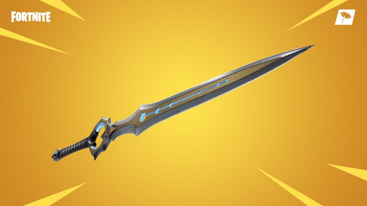Fortnite Infinity Blade Screenshot