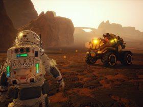 JCB Pioneer: Mars Screenshot