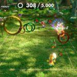Mario Tennis Aces Yoshi's Ring Shot Screenshot