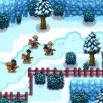 Stardew Valley Multiplayer Update Screenshot