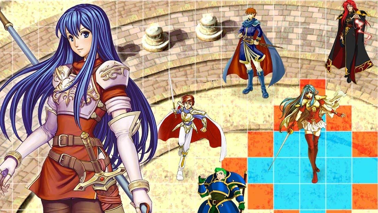 Super Smash Bros. Ultimate Fire Emblem Fest Screenshot