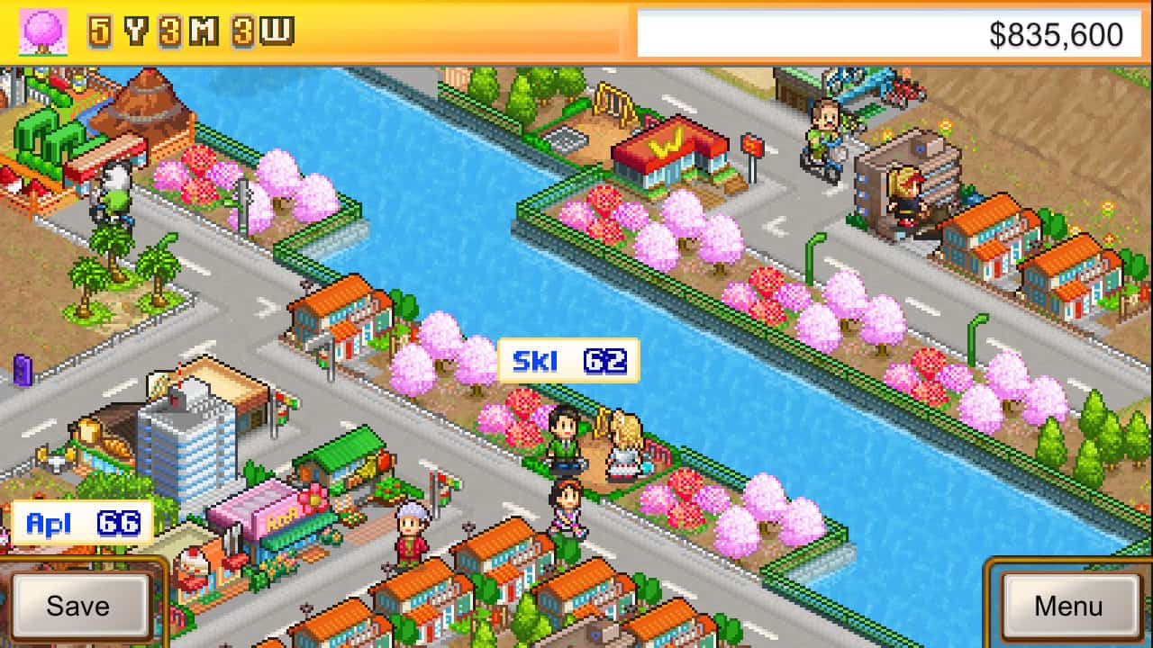 Venture Towns Screenshot