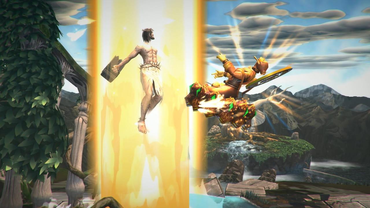Fight Of Gods Screenshot