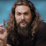 Jason Momoa LEGO DC Super-Villains Aquaman Movie Packs Photo