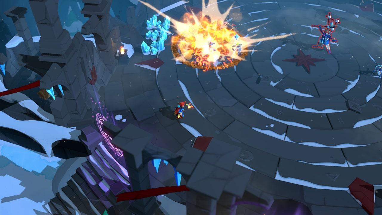 Mages Of Mystralia Screenshot