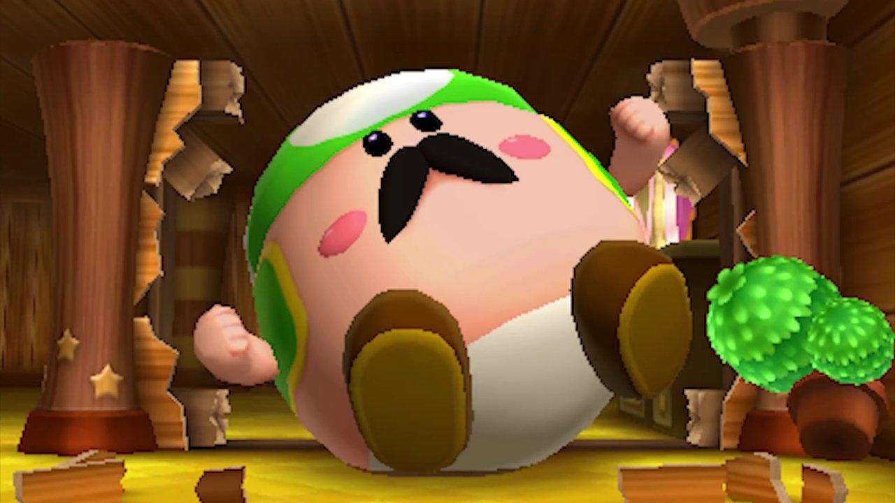 Mario and Luigi: Bowser's Inside Story Screenshot