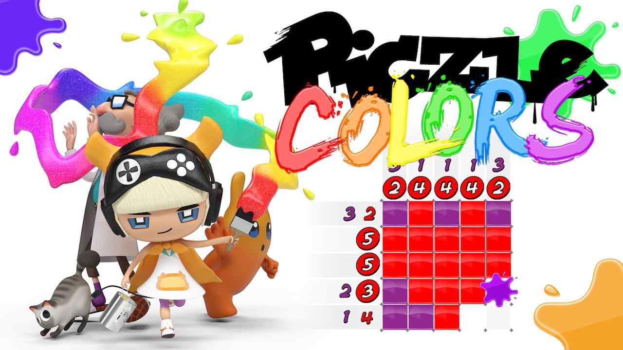 Piczle Colors Key Art