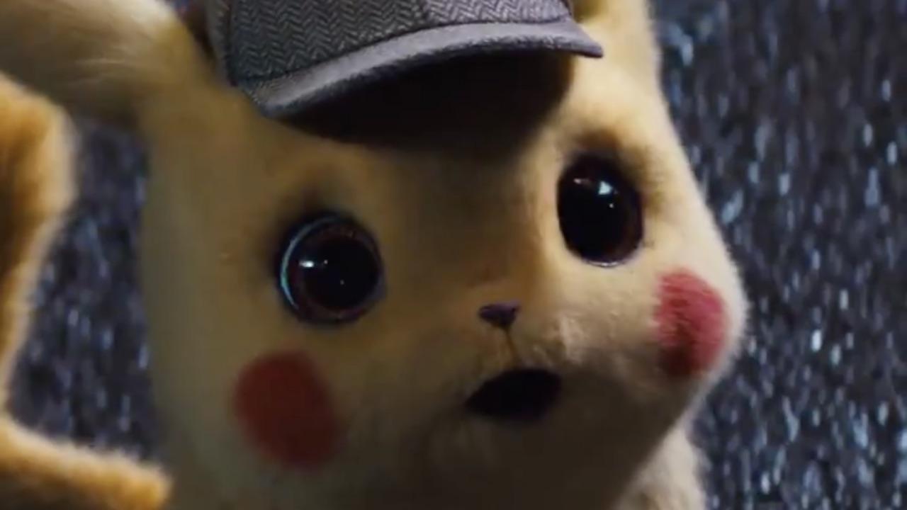 Pokémon: Detective Pikachu Surprised Screenshot