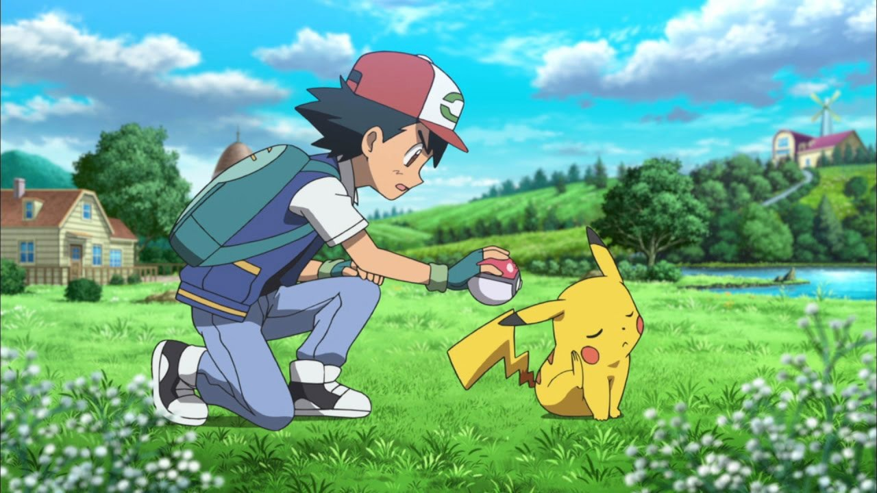 Pokémon The Movie: I Choose You! Screenshot