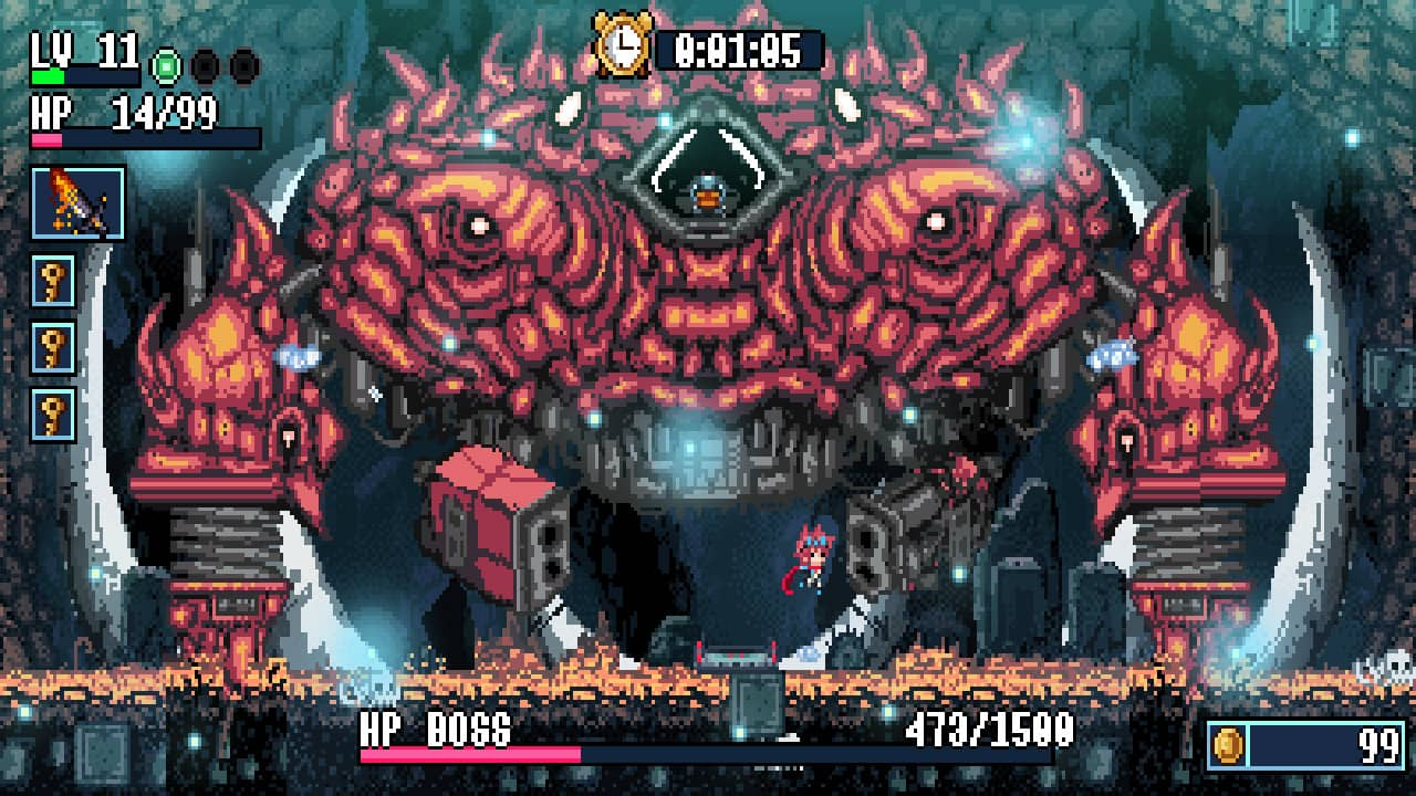 Xenon Valkyrie+ Screenshot