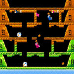 Arcade Archives Ice Climber Screenshot