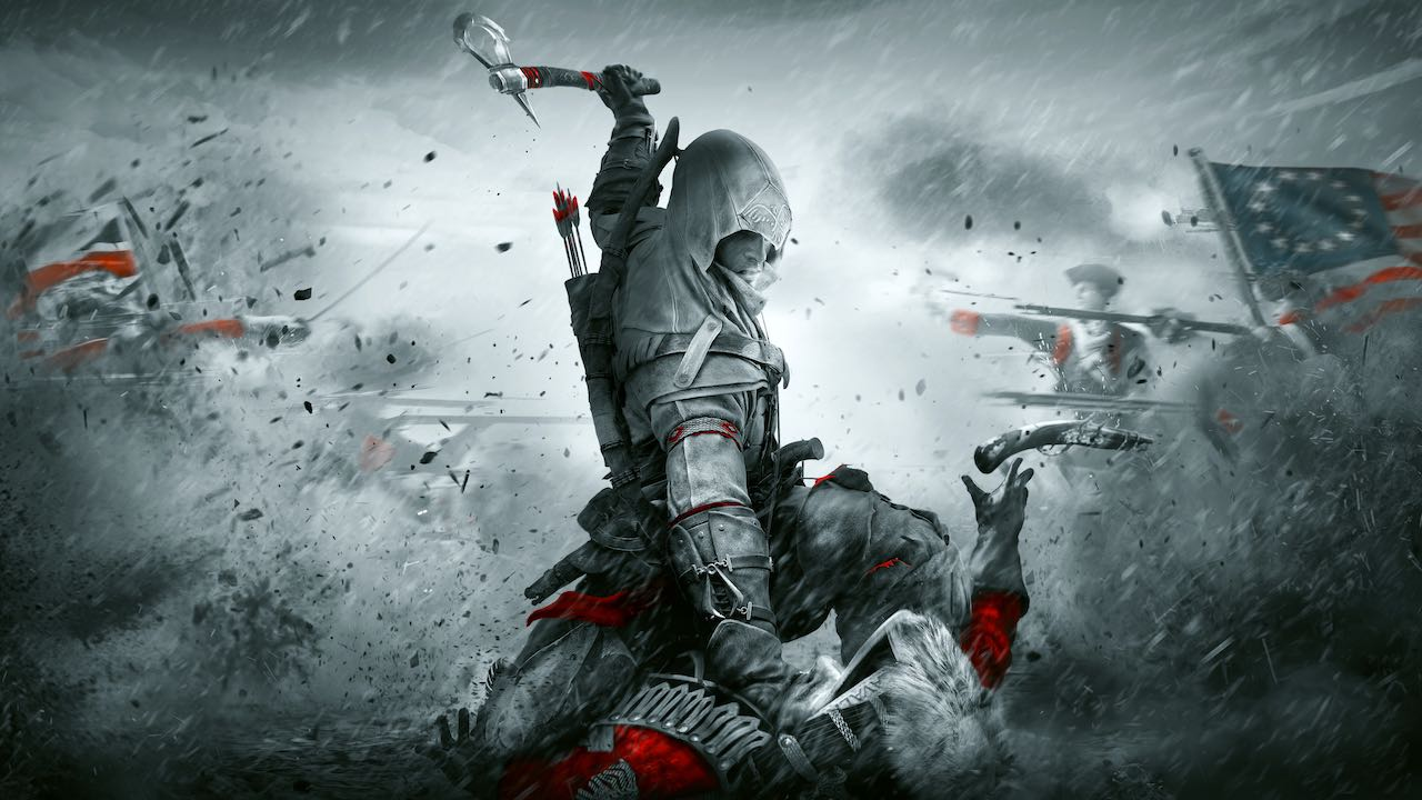 Assassin's Creed III Remastered Key Art
