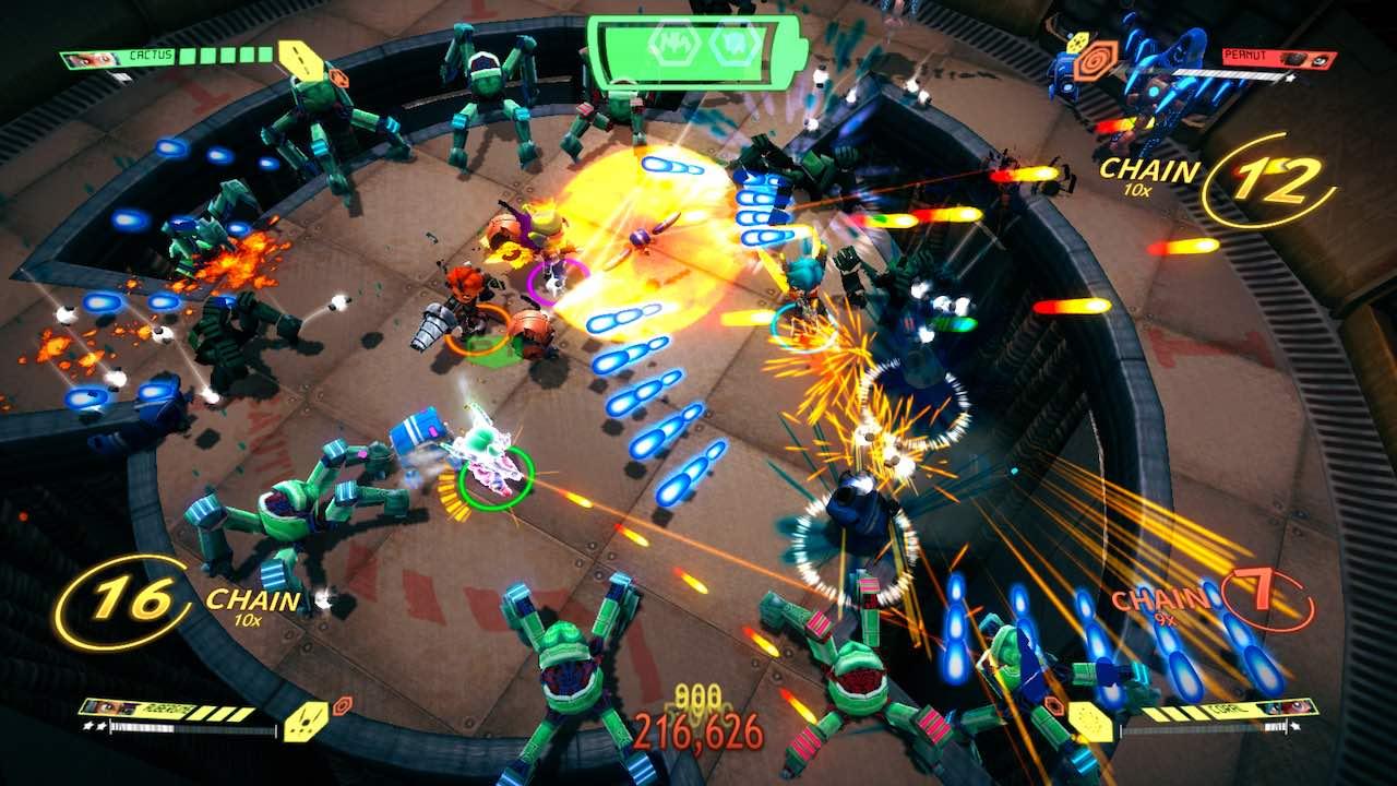 Assault Android Cactus+ Screenshot