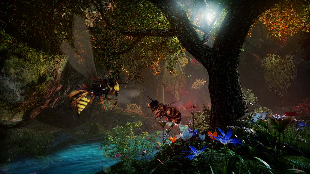 Bee Simulator Screenshot